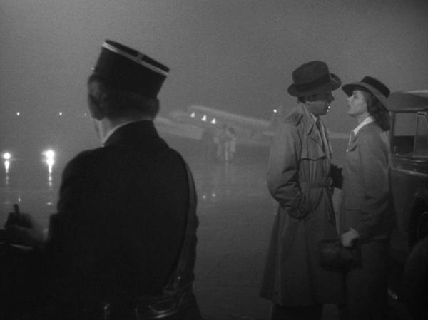 Casablanca: Rick sends Ilsa to Lisbon